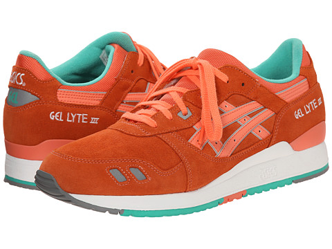 Onitsuka Tiger by Asics - Gel-Lyte III (Fresh Salmon/Fresh Salmon) Classic Shoes