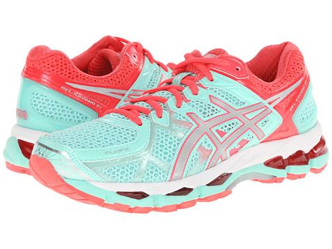 ASICS - GEL-Kayano 21 (Beach Glass/Silver/Pink Diva) Women's Running Shoes