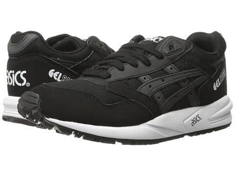 Onitsuka Tiger by Asics - Gel-Saga (Black/Black) Men's Shoes