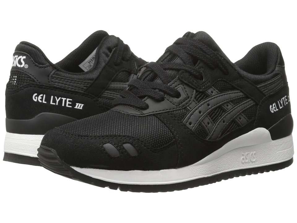Onitsuka Tiger by Asics - Gel-Lyte III (Black/Black 2) Classic Shoes