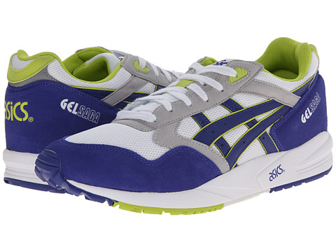 Onitsuka Tiger by Asics - Gel-Saga (White/Dark Blue) Men