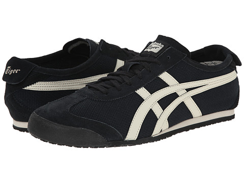 Onitsuka Tiger by Asics - Mexico 66 (Black/Off-White) Shoes