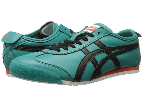 Onitsuka Tiger by Asics - Mexico 66 (Tropical Green/Black) Shoes