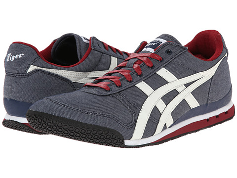 Onitsuka Tiger by Asics - Ultimate 81 (Navy/White) Classic Shoes