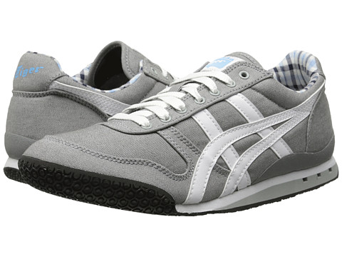 Onitsuka Tiger by Asics - Ultimate 81 (Grey/White 2) Classic Shoes