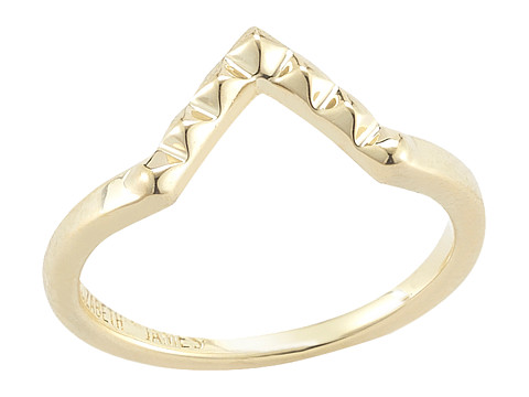 Elizabeth and James - Edo Ring (Yellow Gold) Ring