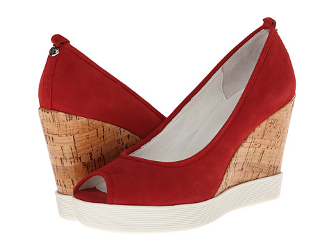 Donald J Pliner - Carli (Scarlet) Women's Wedge Shoes