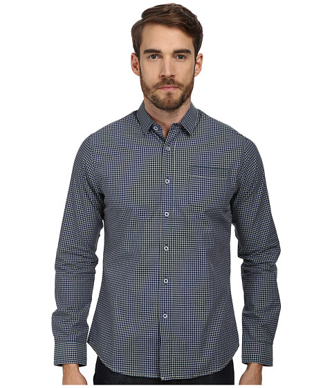 Descendant Of Thieves - Twill Trace Plaid Green (Mad Green) Men
