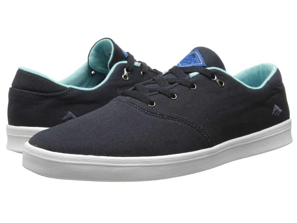 Emerica - The Reynolds Cruiser LT (Blue/White) Men