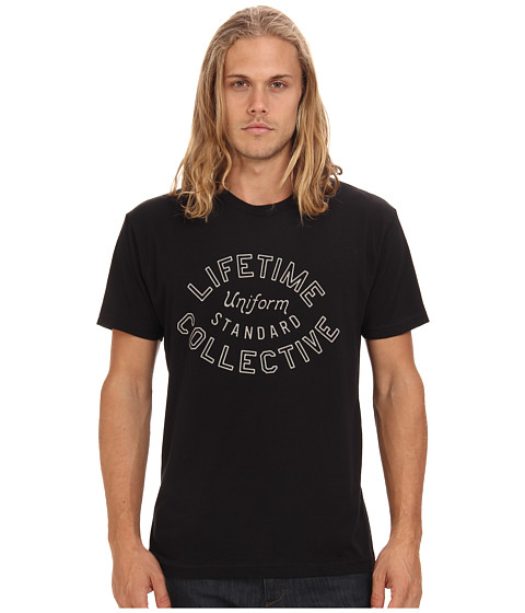 Lifetime Collective - Crash Tee (Black) Men