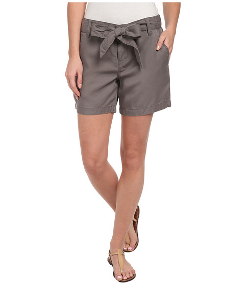 Calvin Klein Jeans - Waist Tied Short (Smoked Pearl) Women's Shorts