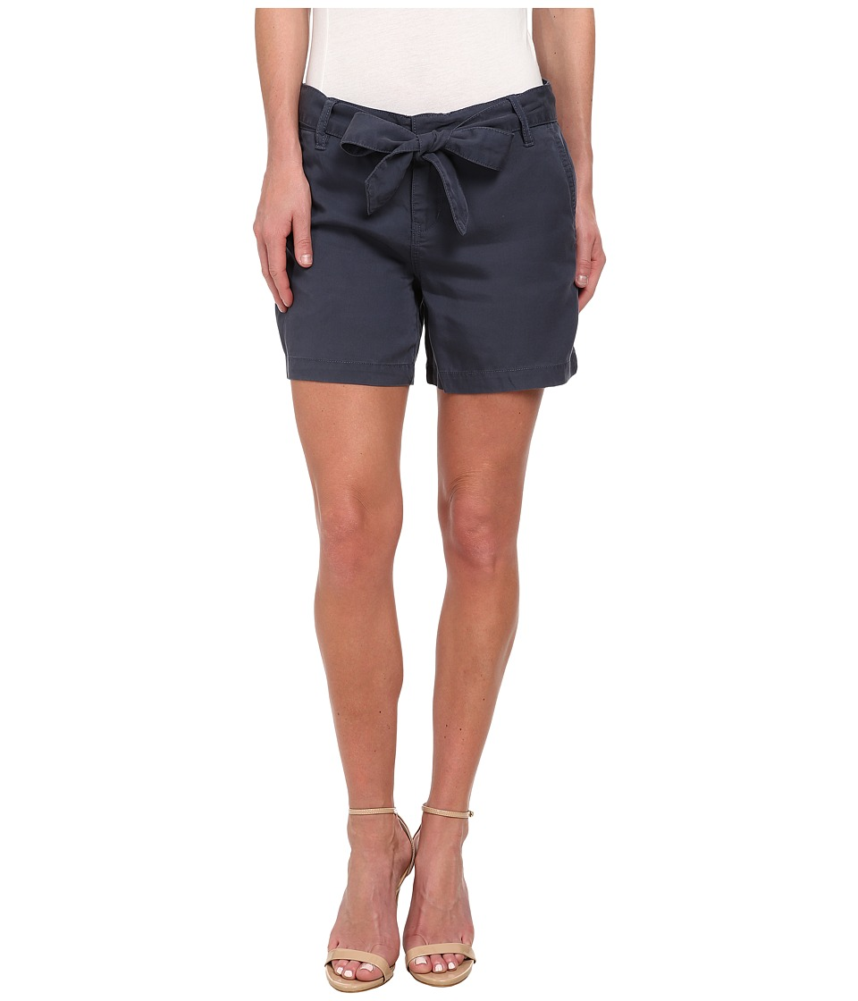 Calvin Klein Jeans - Waist Tied Short (Ombre Blue) Women's Shorts