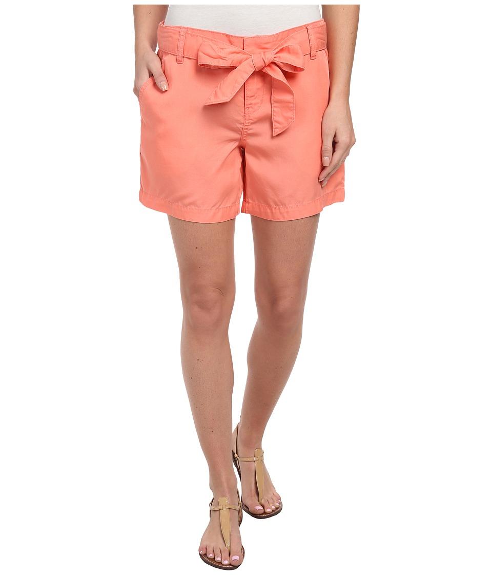 Calvin Klein Jeans - Waist Tied Short (Geranium) Women