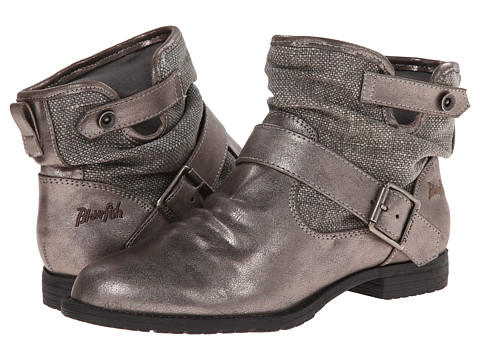 Blowfish - Trios (Pewter Asteroid/Grey Rough) Women