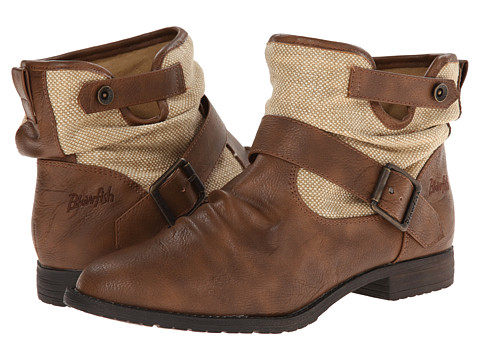 Blowfish - Trios (Whisky Old Saddle/Desert Sand) Women