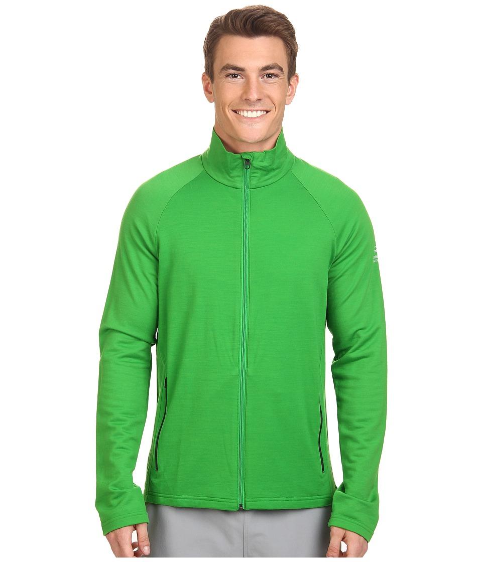 Icebreaker - Victory L/S Zip (Lawn) Men's Jacket