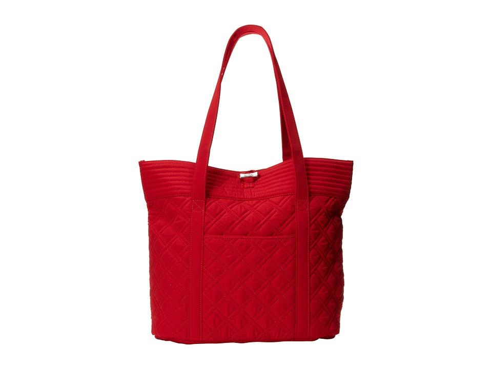 Vera Bradley - Vera (Tango Red) Tote Handbags