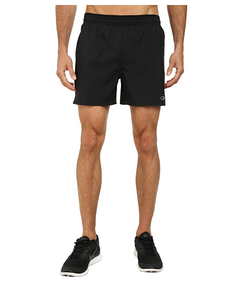 Icebreaker - Sonic 5inch Shorts (Black) Men's Shorts