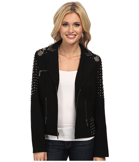 Double D Ranchwear - Silver Trader Jacket (Black) Women