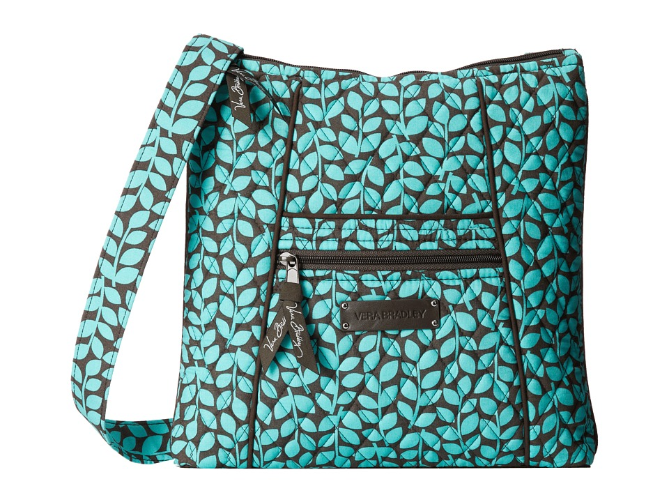 Vera Bradley - Hipster (Shower Vines) Cross Body Handbags