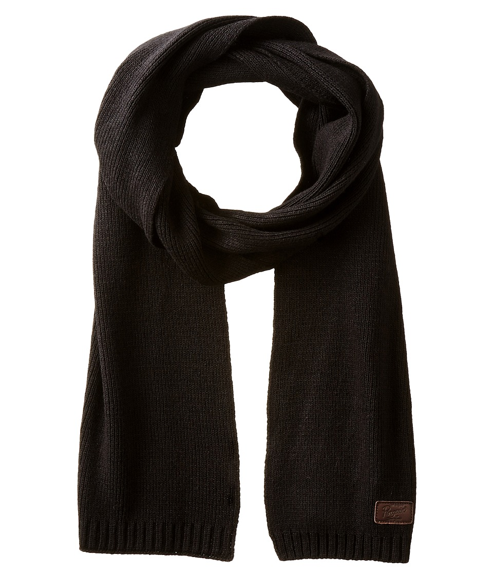 Original Penguin - Owler (Black) Scarves
