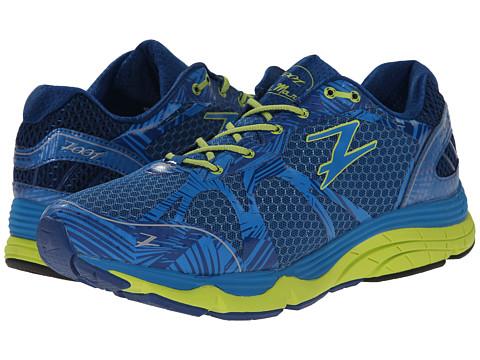 Zoot Sports - Del Mar (Blutonium/Spring Green/Navy) Men's Running Shoes