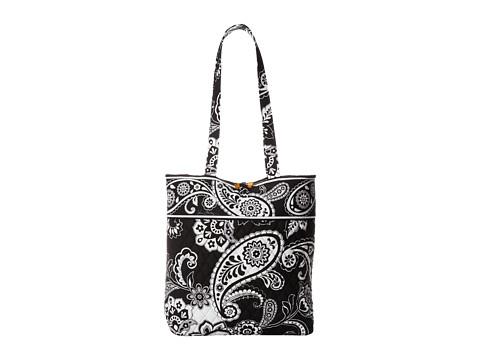 Vera Bradley - Tote (Midnight Paisley) Shoulder Handbags