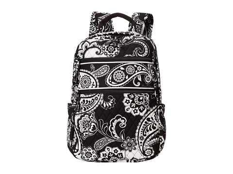 Vera Bradley - Tech Backpack (Midnight Paisley) Backpack Bags