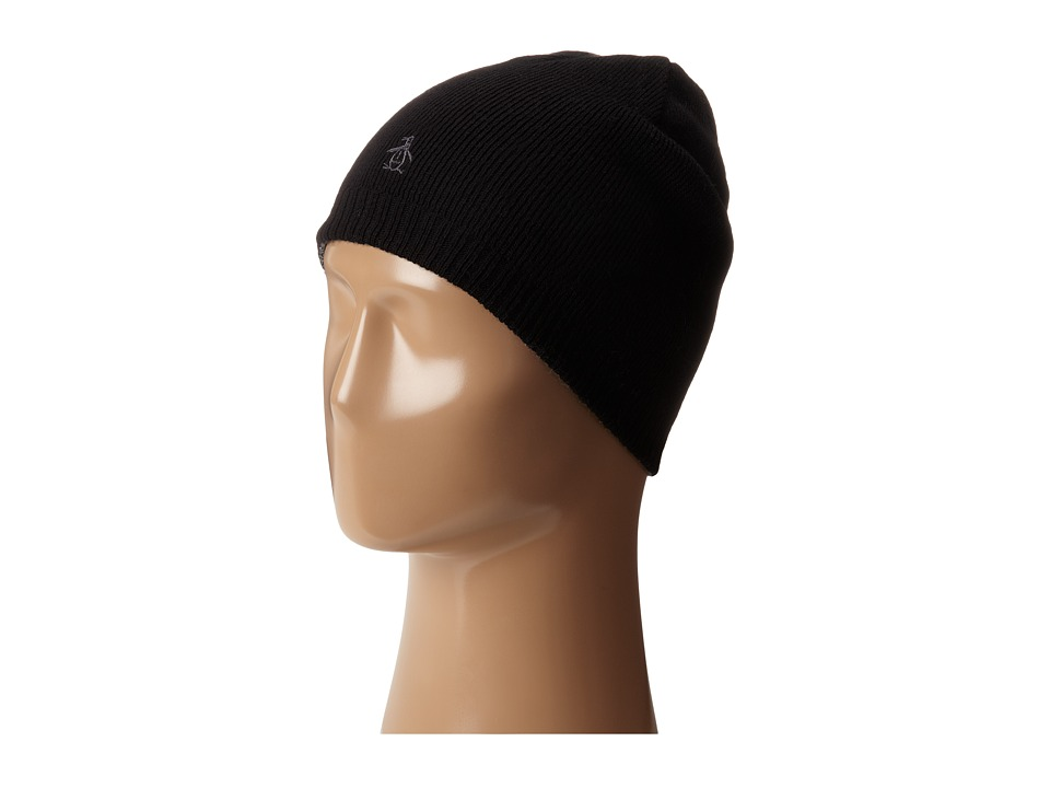 Original Penguin - Hawks (Black) Beanies