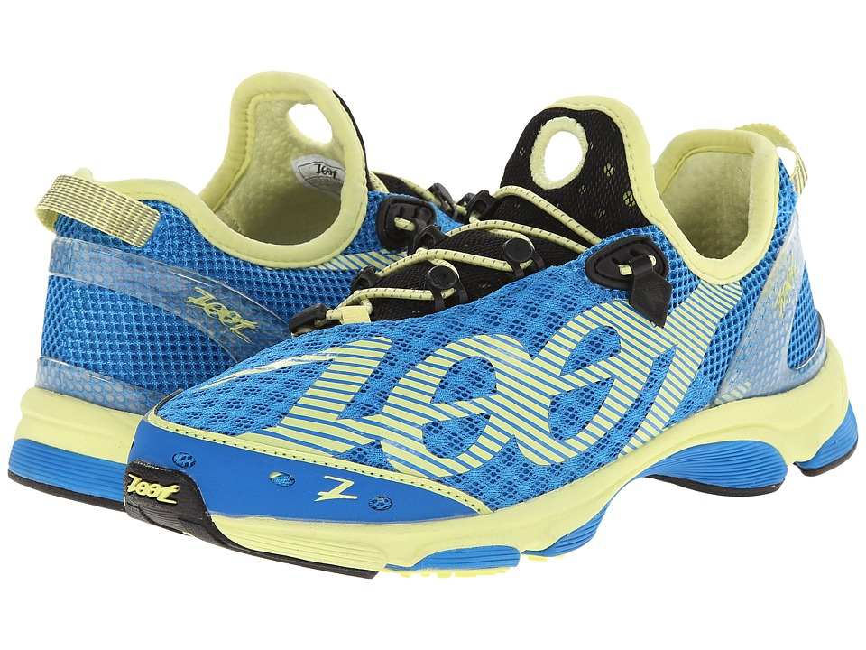 Zoot Sports - Tempo 6.0 (Pacific/Honey Dew) Women's Running Shoes
