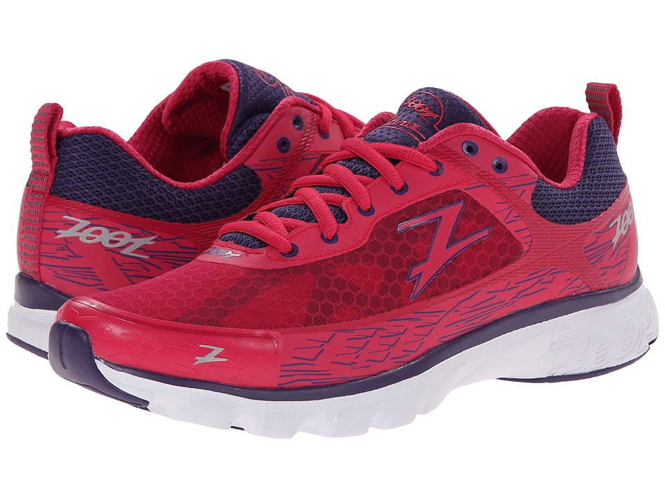 Zoot Sports - Solana (Punch/Pink Grapefruit/Purple Haze) Women's Running Shoes