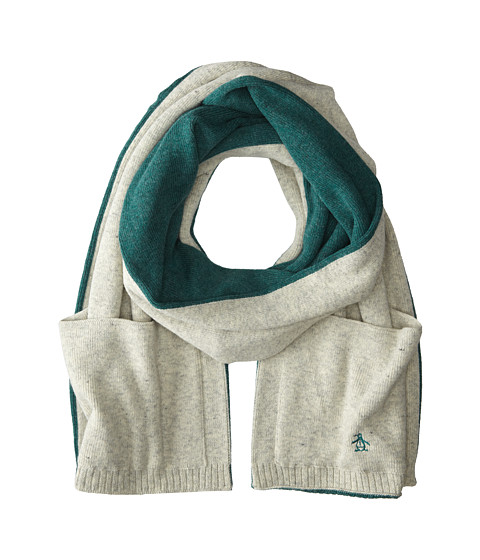 Original Penguin - Hyde (Light Ash) Scarves