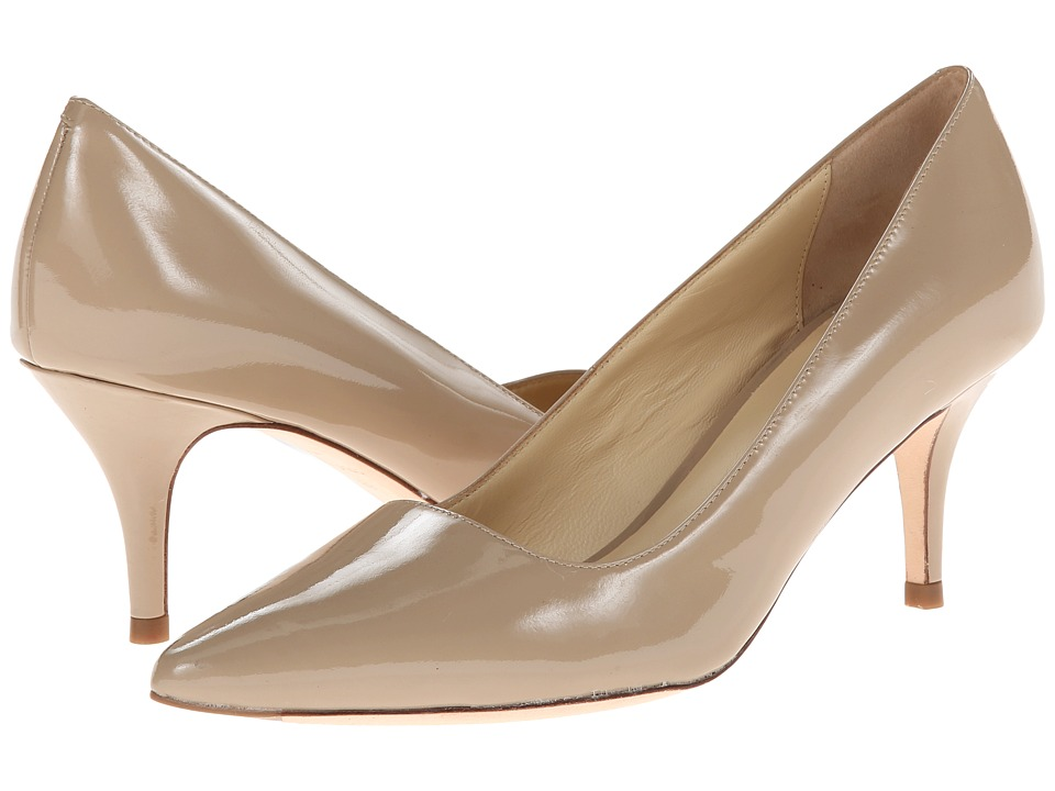 Cole Haan - Bradshaw Pump 65 (Maple Sugar Patent) High Heels