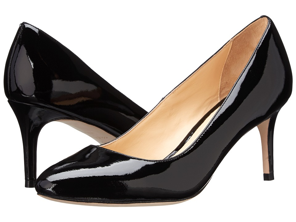 Cole Haan - Bethany Pump 65 (Black Patent) High Heels
