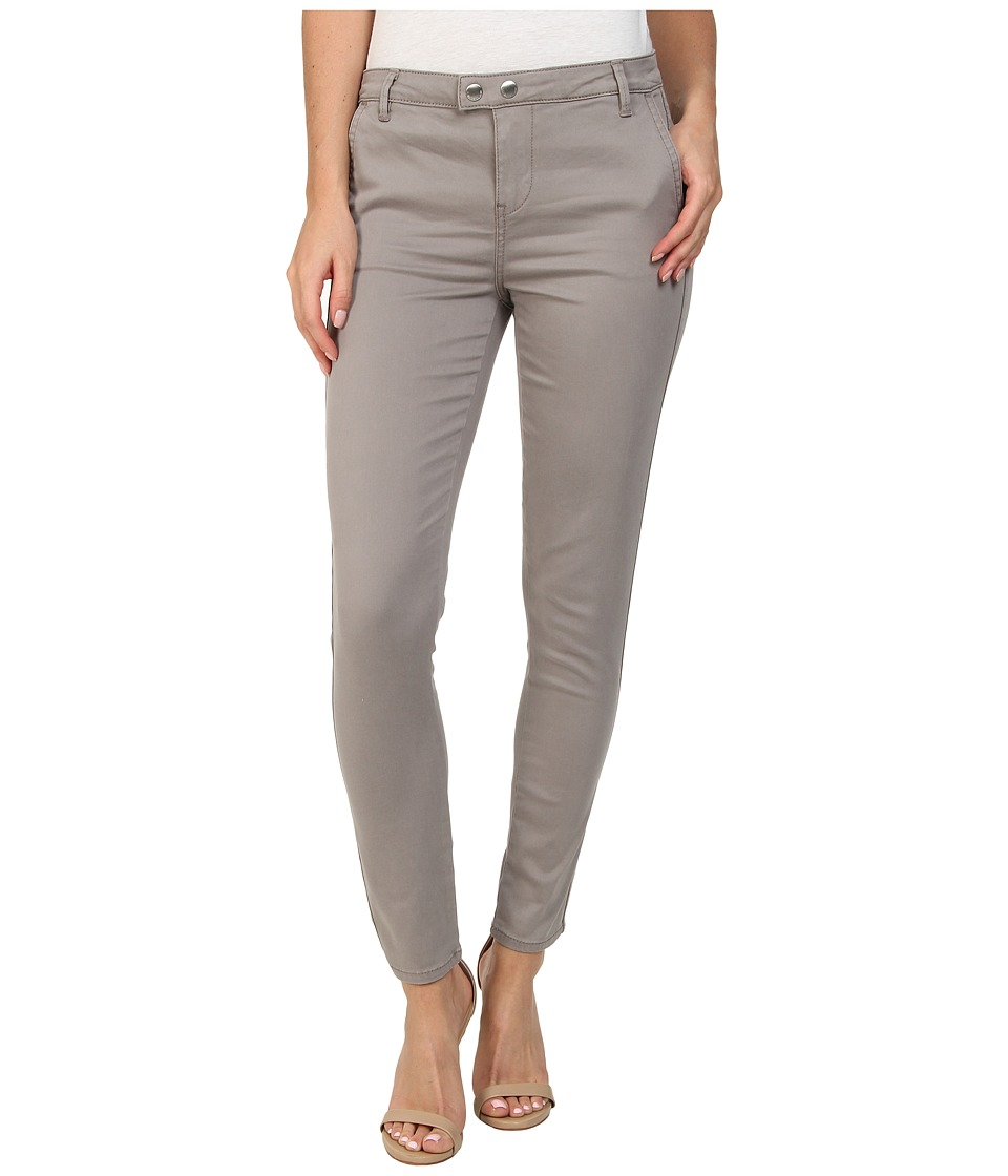 Calvin Klein Jeans - Hardware Trimmed Skinny (Mortar) Women's Casual Pants