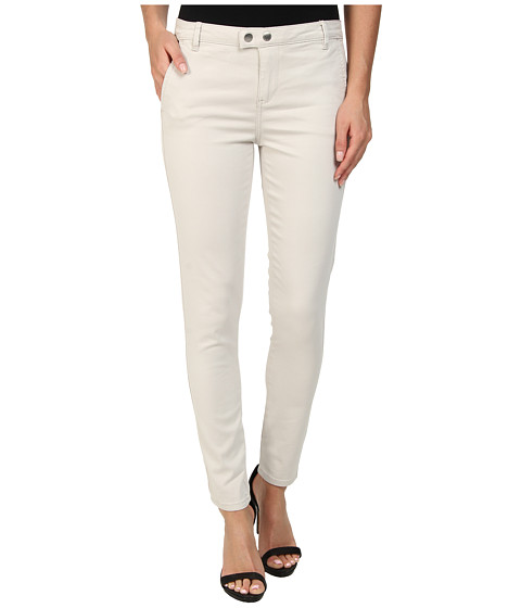 Calvin Klein Jeans - Hardware Trimmed Skinny (Flight) Women's Casual Pants