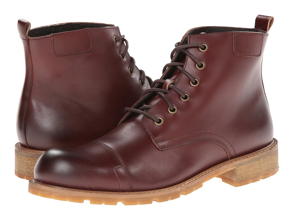 Fitzwell - Paddy (Cordovan) Men's Lace-up Boots