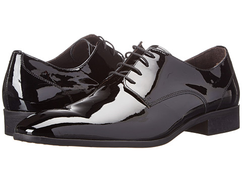 Fitzwell - James (Black Patent) Men