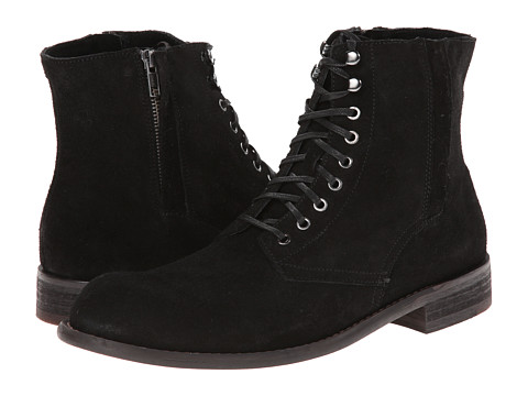 Fitzwell - Urbano (Black Suede) Men