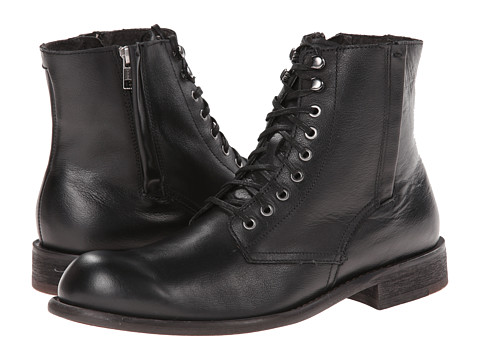Fitzwell - Urbano (Black Leather) Men