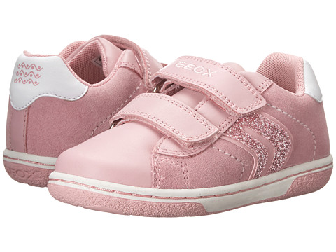 Geox Kids - Baby Flick Girl 29 (Toddler) (Pink) Girl's Shoes