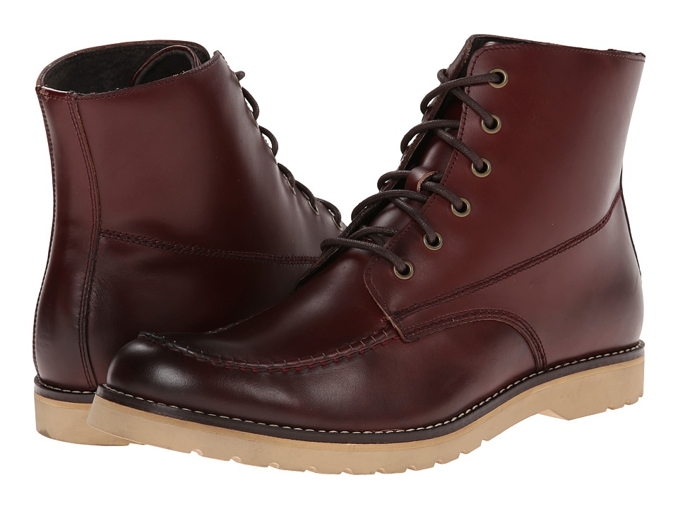 Fitzwell - Kicker (Cordovan) Men's Lace-up Boots