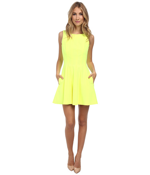 Philipp Plein - Marilyn Dress (Yellow) Women's Dress