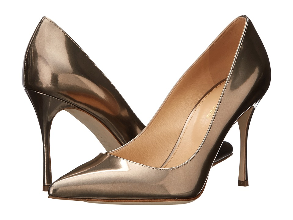 Sergio Rossi A43843 MMV402 (Rose Gold Specchio) High Heels