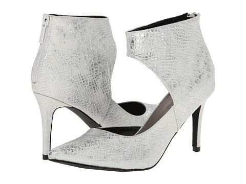 Michael Antonio - Janine (White PU) High Heels