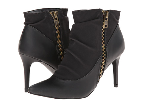 Michael Antonio - Josette Boot (Black PU) Women's Boots