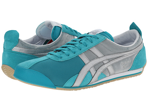 Onitsuka Tiger by Asics - Fencing (Tropical Green/Silver) Classic Shoes
