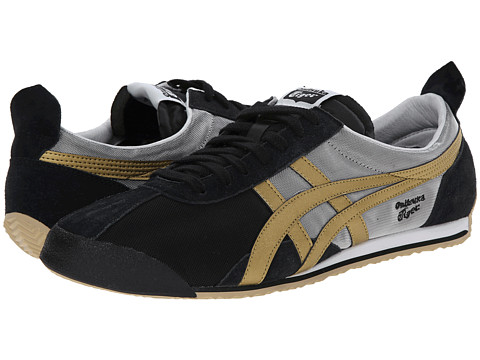 Onitsuka Tiger by Asics - Fencing (Black/Gold) Classic Shoes