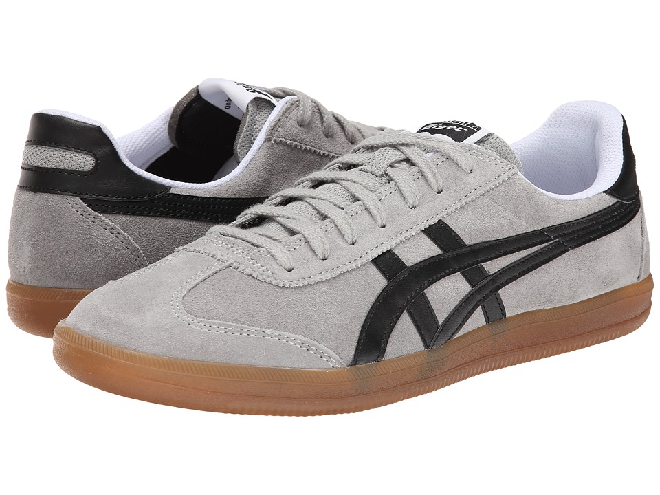 Onitsuka Tiger by Asics - Tokuten (Light Grey/Black) Classic Shoes