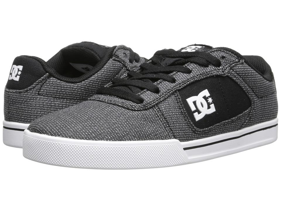 DC - Cole Pro TX SE (Dark Grey) Men's Skate Shoes